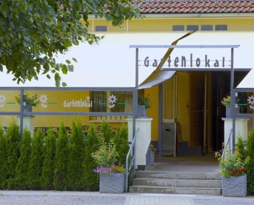 Gartenlokal